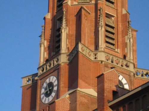 Sanierung Seitenturm SW Turmausschnitt