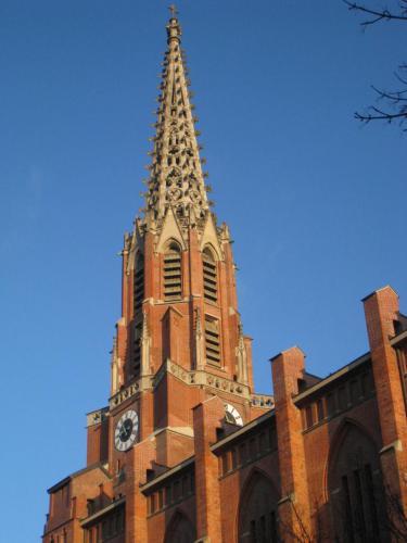 Sanierung Seitenturm SW TurmvonSO