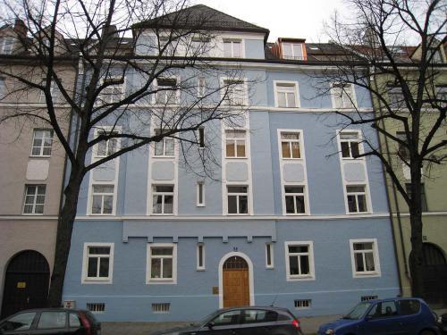 Straubinger Str. 7 Fassadesued