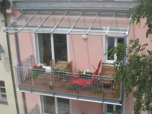 Westendstr. 23 Balkon 3.OG