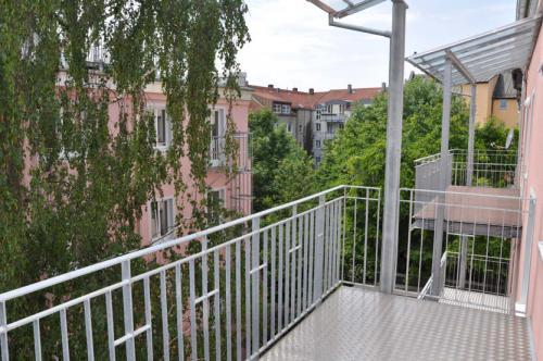 Westendstr. 23 von Balkon