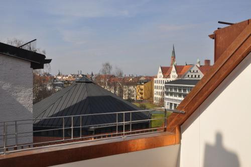 Breisacher Str. 11 DG-Ausbau Dachterrasse 14 1 k