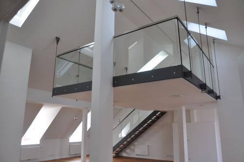 Breisacher Str. 11 DG-Ausbau Galerie 13 2 k