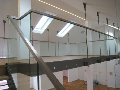 Breisacher Str. 11 DG-Ausbau Galerie 13 4 k