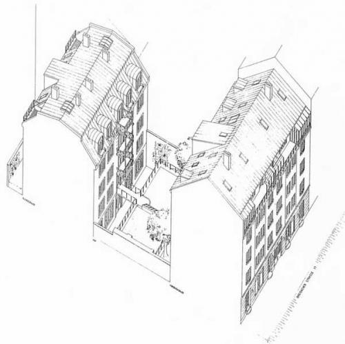 Breisacher Str. 17  Isometrie