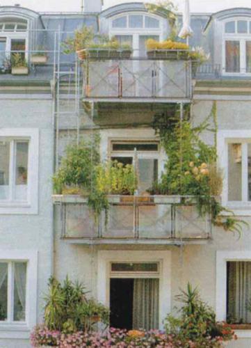 Breisacher Str. 17  Balkone