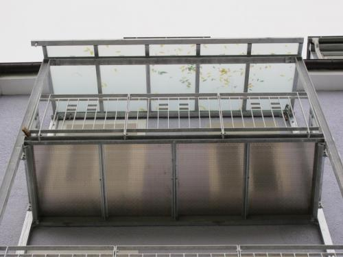 Fasaneristr. 3c Balkon mit Dach