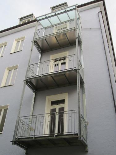 Fasaneristr. 3c Balkone Suedwest
