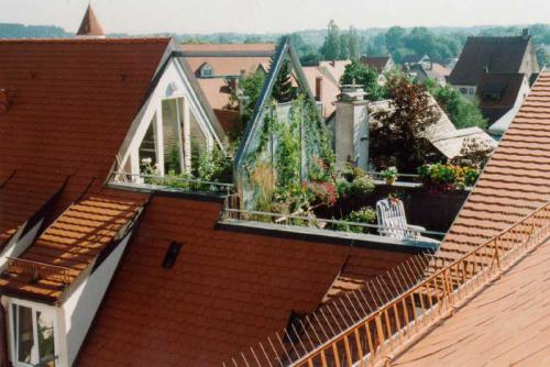 Kaiser-Max-Str. 16 u Schlosserhalde 1 Dachterrassenteilung
