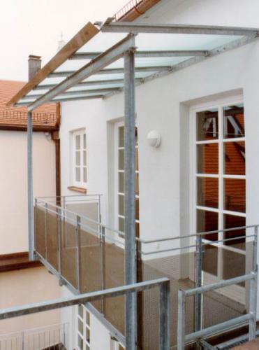 Kaiser-Max-Str. 18 VG  Balkon