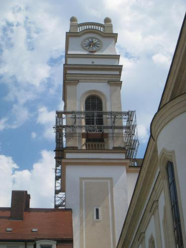 St. Korbinian Geruestabbau