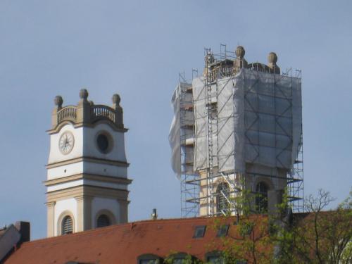 St. Korbinian Kirchtuerme