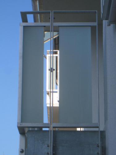 Painbreitenstr. 2 Balkon Detail