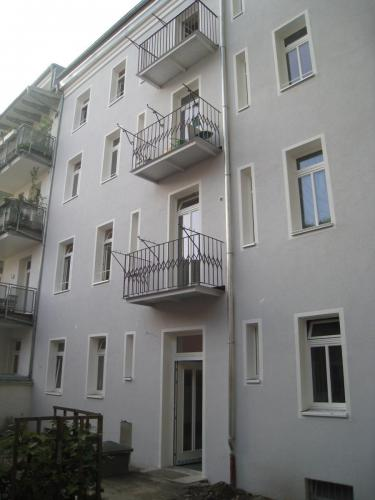 Pettenkoferstr. Fassade VG Rueck