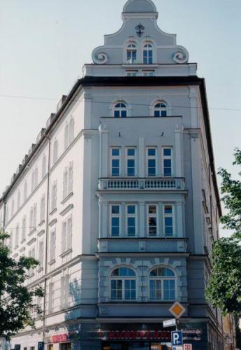Rosenheimer Strasse 62+64 Ansicht Front