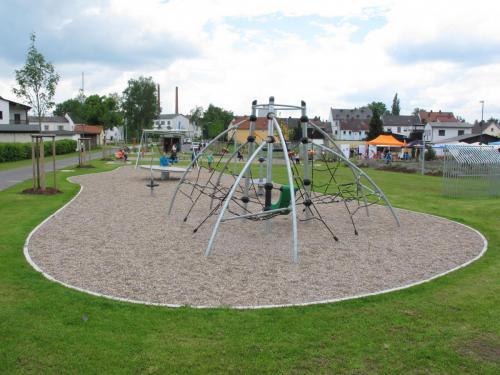Fit- und Funpark Spielbereich