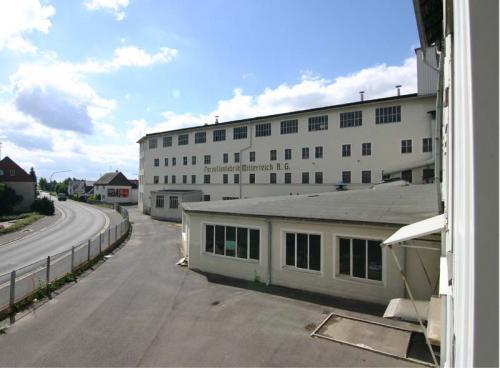 Bestand Porzellanfabrik bis 2007 - Querbau