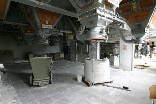 Bestand Porzellanfabrik bis 2007 - Silo