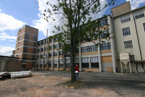 Bestand Porzellanfabrik bis 2007 - StBHochbau