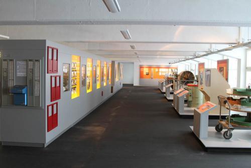 Gewerbepark  Museum Gang