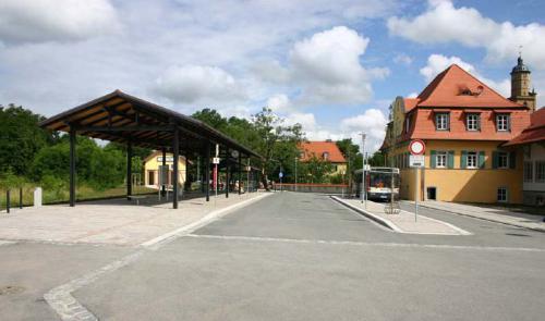 Busbahnhof Platz