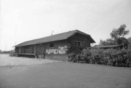 Busbahnhof vorher Gueterhalle