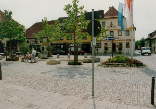 Oberer Markt Platz
