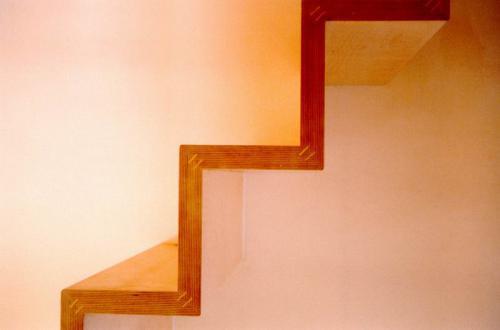 Balanstrasse 89d Detail Treppe
