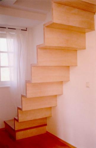 Balanstrasse 89d Treppe