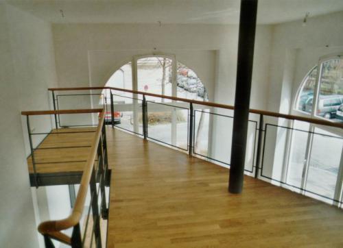 Fuggerstr. 1 Galerie Arbeitsbereich
