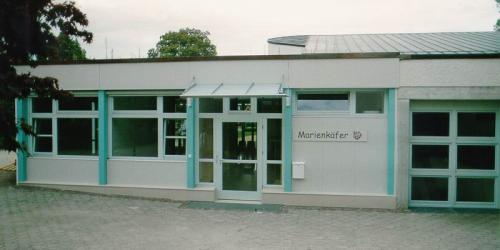 Kindergarten Marienkaefer Ansicht Osten