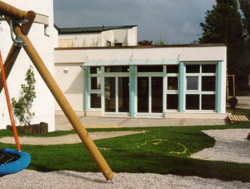 Kindergarten Marienkaefer Ansicht Westen