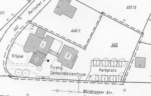 Kindergarten Marienkaefer Lageplan