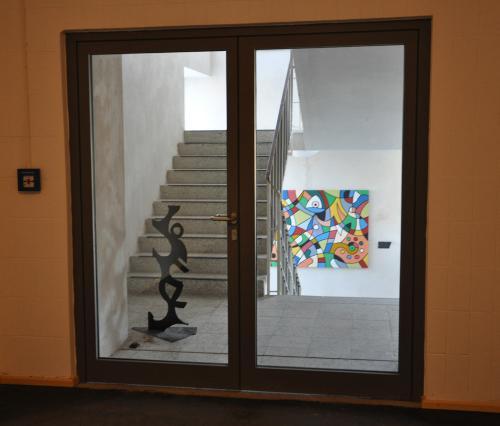 Museum Mitterteich Eingang