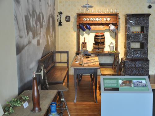 Museum Mitterteich Zoiglstube